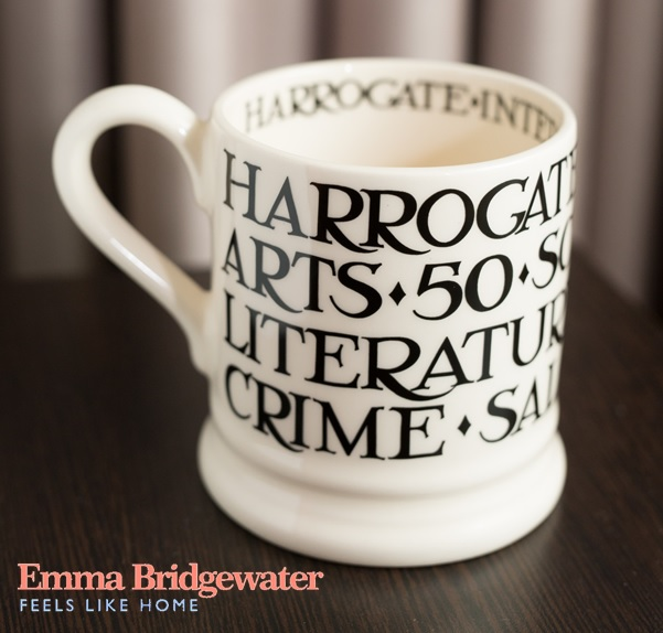 Available From Your Harrogate: Van Morrison And Emma Bridgewater