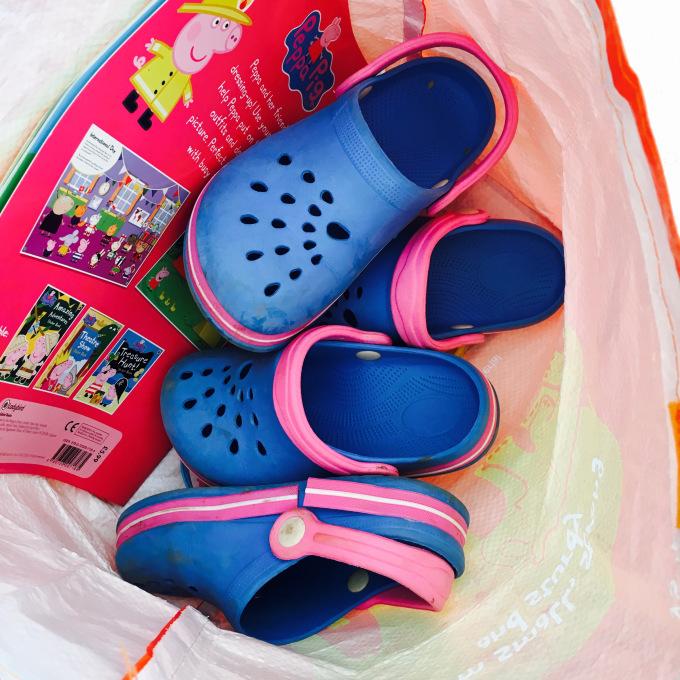 Harrogate Mama, Harrogate Mum, Swimming, Parenting Hacks, Crocs
