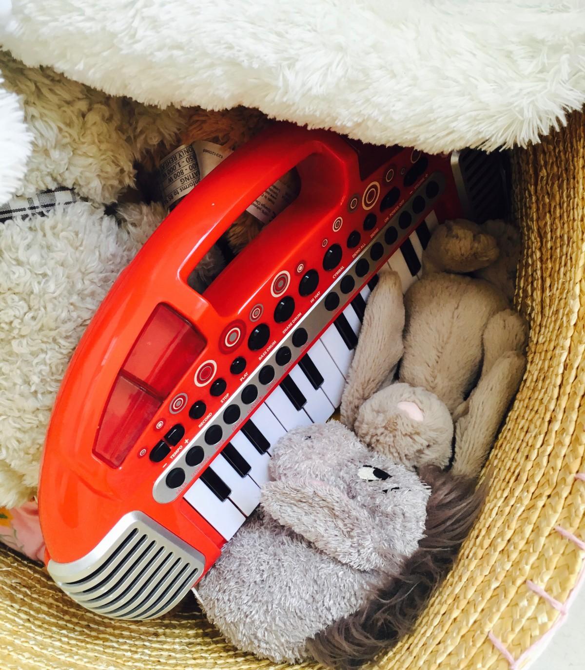 Harrogate Mama, Harrogate Mums, Electric Keyboard