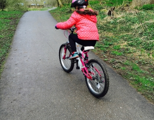 Cycling between Harrogate and Ripley with Kids – what it's really like