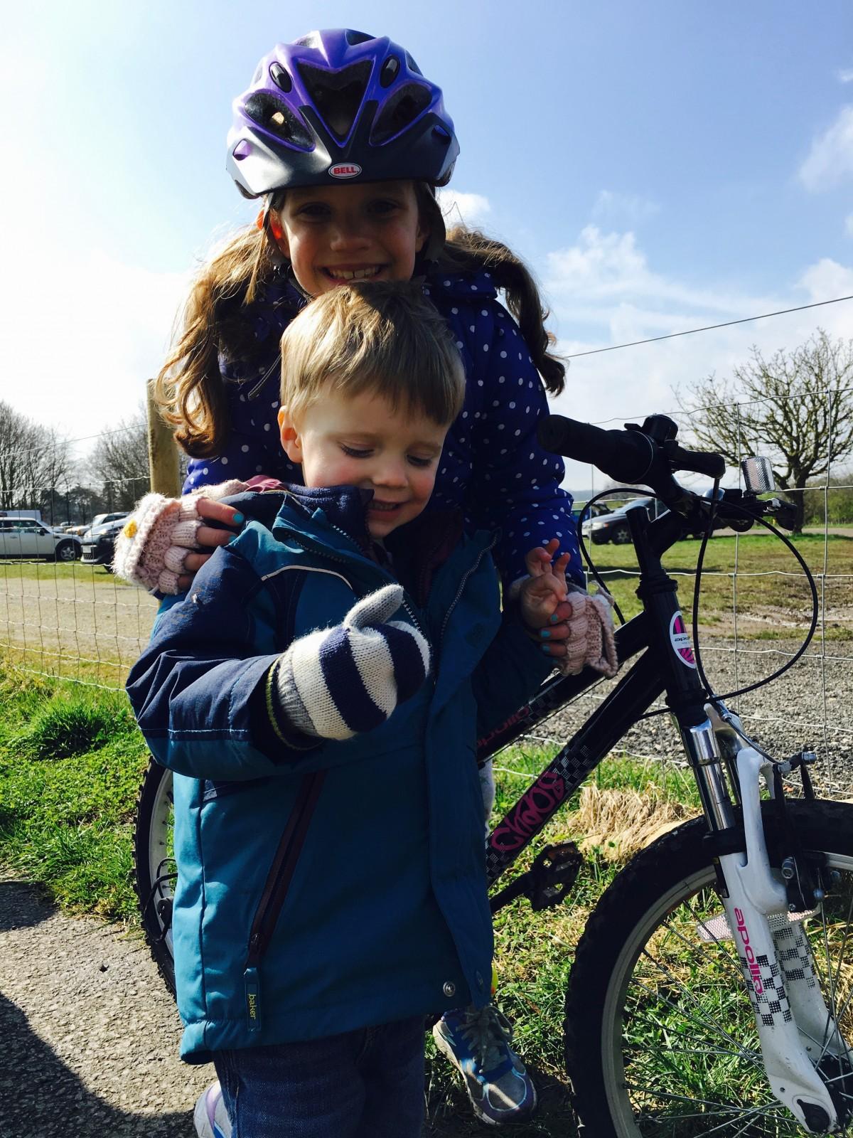 Harrogate Mama, Harrogate mums, Ripley Bike ride, Ripley, kids bike ride Harrogate, IMG_8675