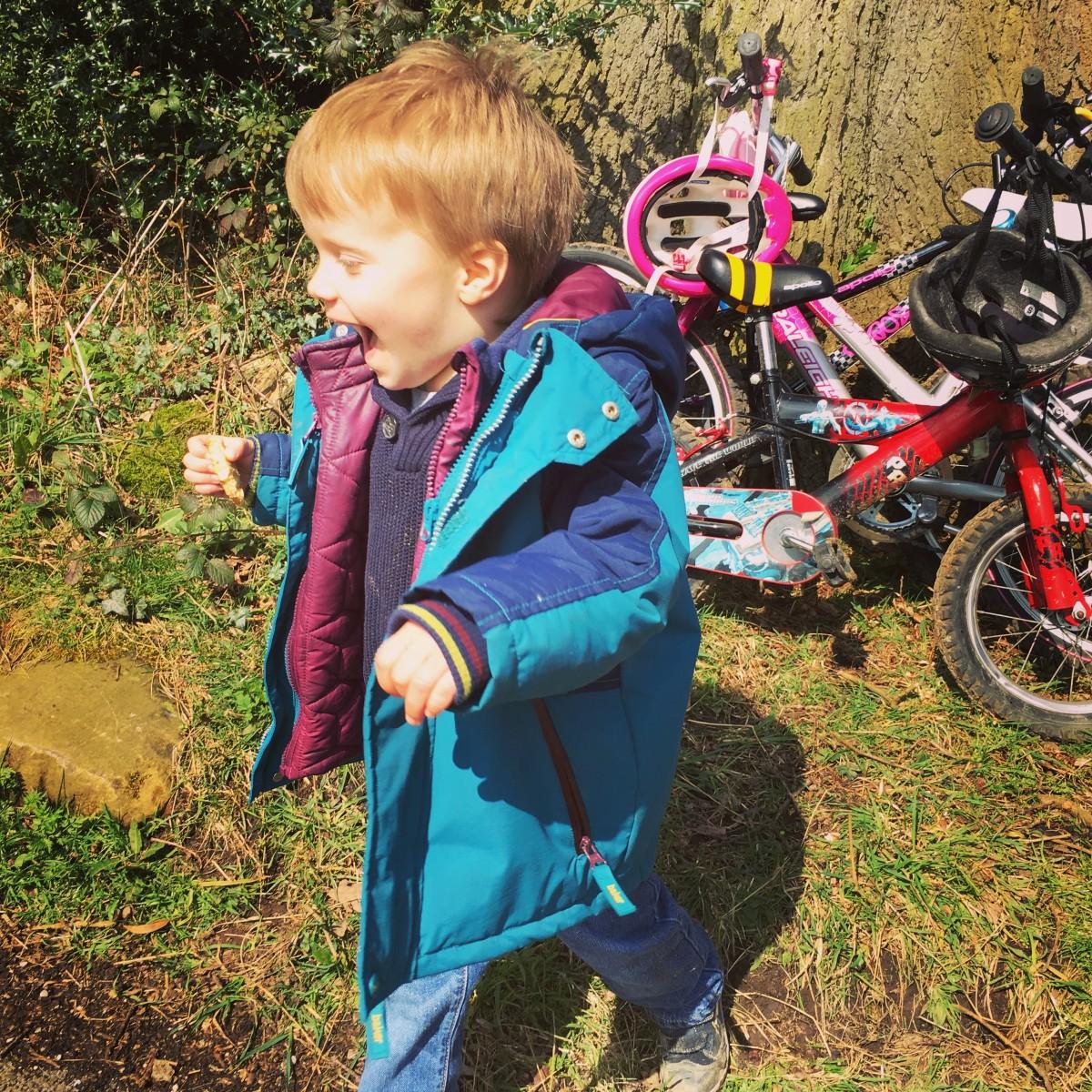 Harrogate Mama, Harrogate mums, Ripley Bike ride, Ripley, kids bike ride Harrogate, IMG_8745