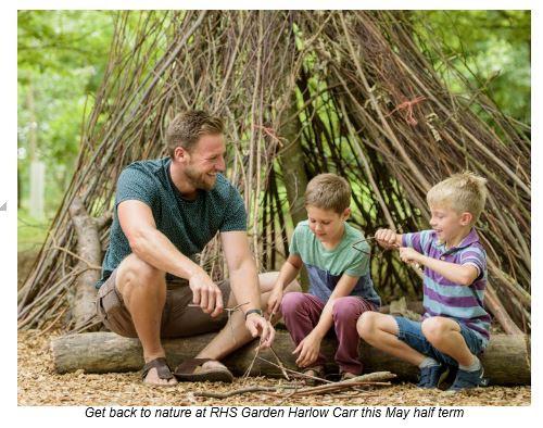 Harrogate Mama Blog, Harrogate Mama, RHS Scouting, May Half Term
