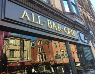 Harrogate's New All Bar One – A Review