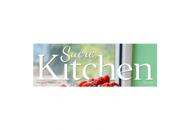 Writing for National Magazine Sucre Kitchen