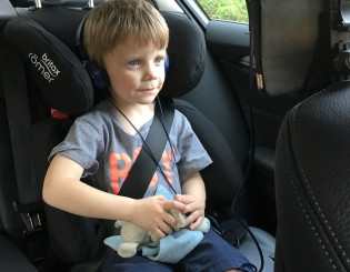 How to Survive a Long Car Journey Solo with A Pre-Schooler