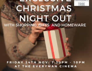 Christmas Tribe Night Out Suppliers Revealed…