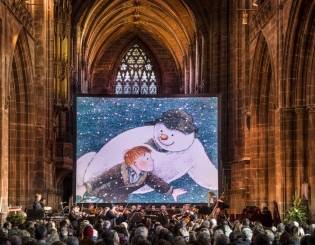 See The Snowman and The Nutcracker Live at York Minster