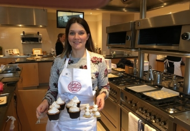 What going to Betty's Cookery School is really like