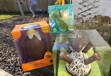 Choosing The Perfect Easter Egg for Each Child with Marks & Spencer