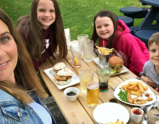 Great Food and Beer Garden Fun at the Squinting Cat in Harrogate