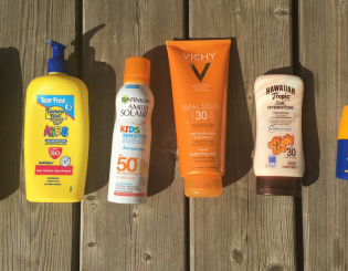 Family Suncreams Reviewed