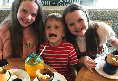 Kids Summer Holiday Meal Offers at Revolucion de Cuba, Harrogate