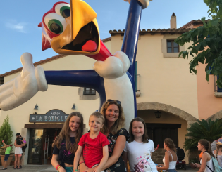 Ten Great Things to do at PortAventura for Five Year Olds