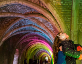 Five ways to enjoy Fountains Abbey and Studley Royal this Festive Season