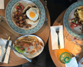 Brunch at Revolucion de Cuba, Harrogate