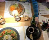 Family Lunch at Wagamama in Harrogate