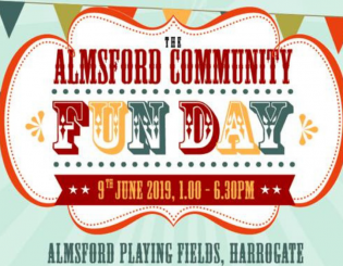 Almsford Gala Returns to Harrogate – Saturday 9 June from 1pm