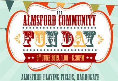 Almsford Gala Returns to Harrogate – Saturday 9 June from 1pm