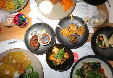 New Menu Launch at Wagamama in Harrogate