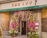 The Ivy,  Harrogate – Cocktails, Floral Terrace and Jo Malone