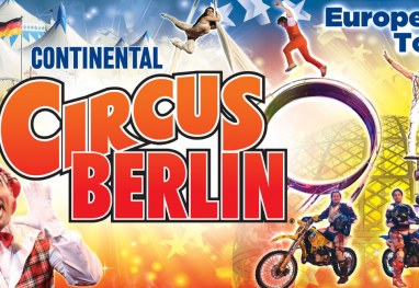 Win Tickets to see Continental Circus Berlin in Harrogate