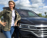 On Tour with the VW Touareg